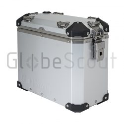 Aluminium Side Case 35L natural anodized