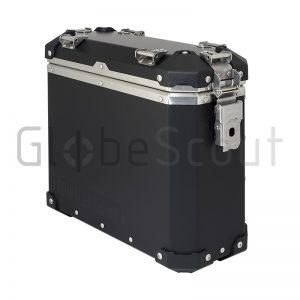 Aluminium Side Case 28L black
