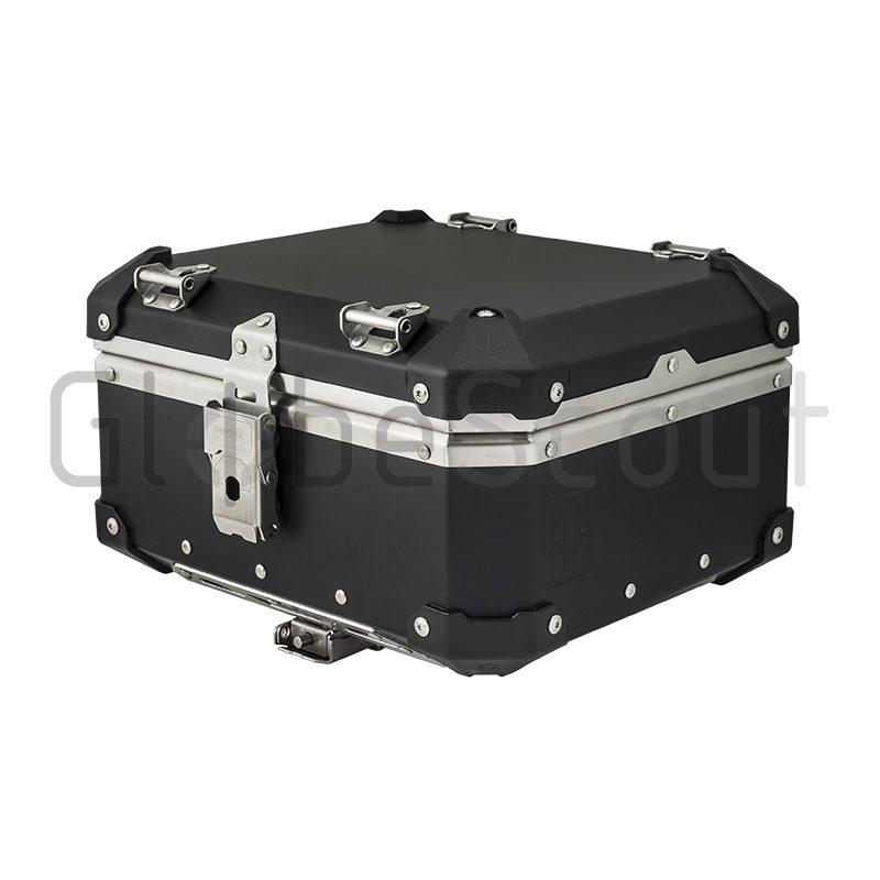 Aluminium Top Case 27L black