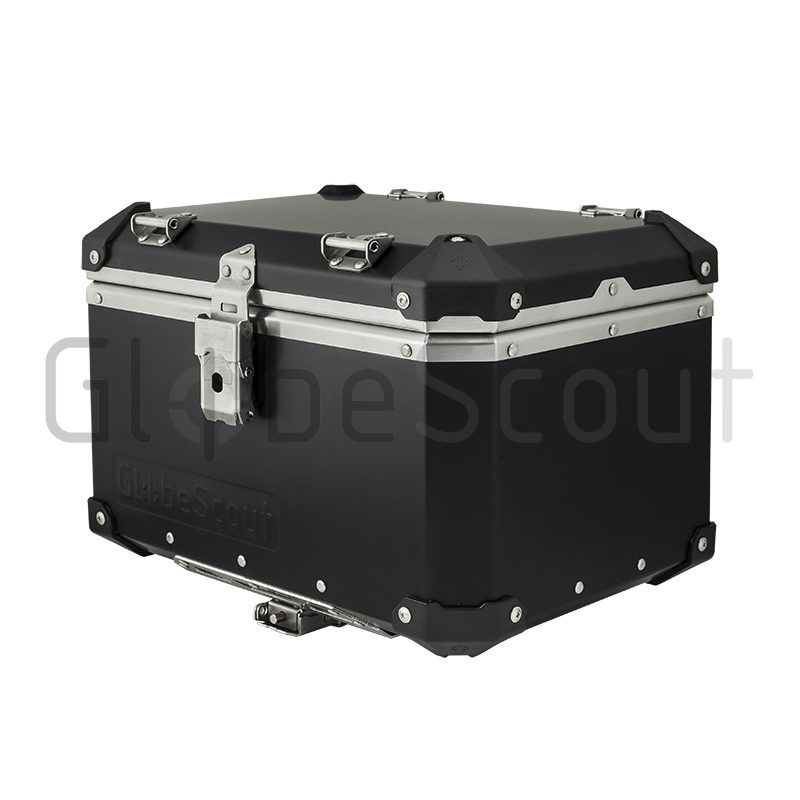 Aluminium Top Case 47L black