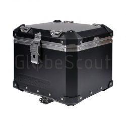 Aluminium Top Case 40L black